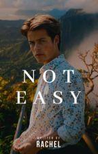 Not easy by _Nopressure