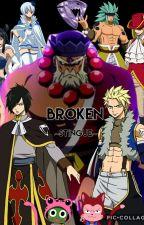 Broken ~Stingue~ by YellowMeerkat