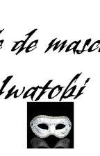 Baile de mascaras Iwatobi (rinharu) by MaritessaPerezCortes
