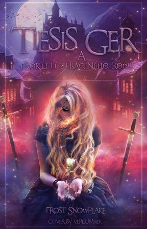 Tiesis Ger a prokletí ztraceného rodu by FrostSnowflake9