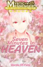 Mystic Messenger || Seven Minutes in Heaven by Words-Of-Fate