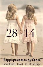 Twenty-Eight Fourteen by teaaandoranges