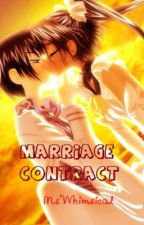 Marriage Contract (ShortStory) by MsWhimsical
