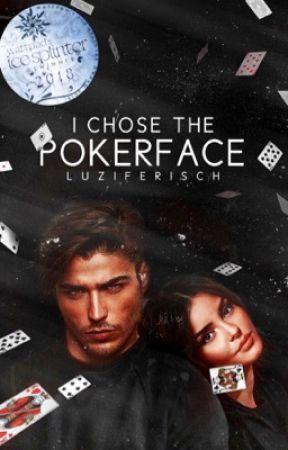 I chose the Pokerface | #IceSplinters18 #Queenlyaward2018 #OrphicAward18 by mysteryisthekeey