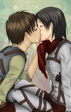 One Shot SNK - Eren x Mikasa : Désormais, c'est moi qui veillerait sur toi by CoeurDeVent