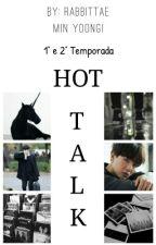 Hot Talk | Yoongi by Rabbittae