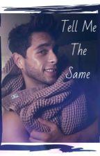 Tell Me The Same (Brandon Rogers) by ZombieBunnie12