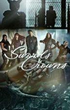 Swords & Crowns [P&C #2] by JufiJauregui