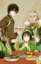 The Future and the Past:(ATLA and LOK fanfic) by NERDFORMARVEL