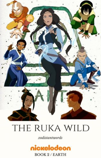 The Ruka Wild ↠ Book 2 > A:TLA