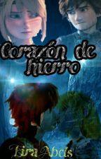 Corazón de hierro  #premiosdragoniter2018 by EiraAbels