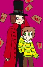 Pedofilo (Willy Wonka X Charlie) by cutdere_yhifany