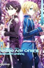 sword art online 14 alicization uniting manga