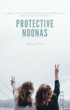 PROTECTIVE NOONAS by greenappleisme