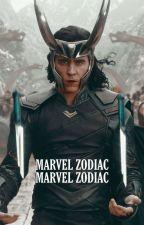 Marvel Zodiac by -scarletwinter