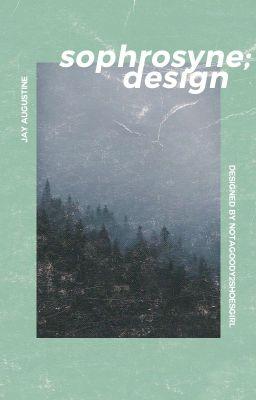 SOPHROSYNE; cover shop