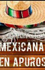Mexicana en apuros by saricha23
