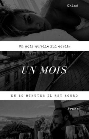 Un mois  by louane235