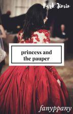 jimin ☆ princess and the pauper by fanyppany