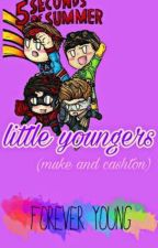 Little Youngers [5 Seconds of summer] {muke and cashton}  by aiskiusmi