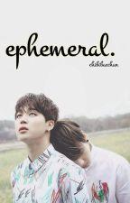 ephemeral ° Jikook by chibibacchan