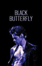 Black Butterfly [Harry Styles AU] (Черная Бабочка) by MLuda777