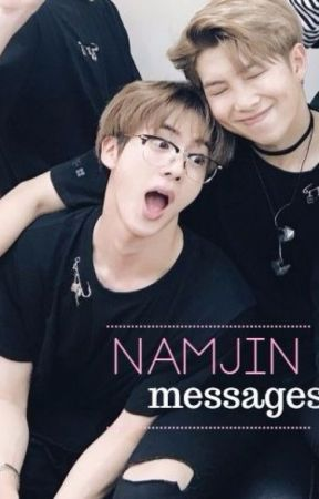 ⋆ .* ⌜ Namjin; Messages ⌟ ♡ by evasfdo