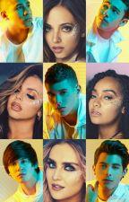 Little Mix/CNCO WhatsApp💪 (TAMAMLANDI) by joeljadelovers