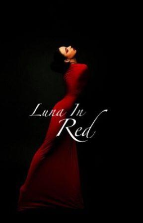Luna In Red by melaninhoe