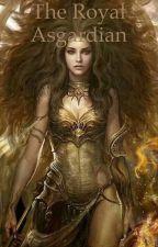 The Royal Asgardian  by lilzergling