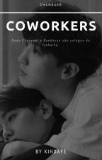 coworkers ❁ chanbaek by thaibum