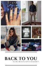 Back to You- |André Silva| by GirlWhoLovesHarry