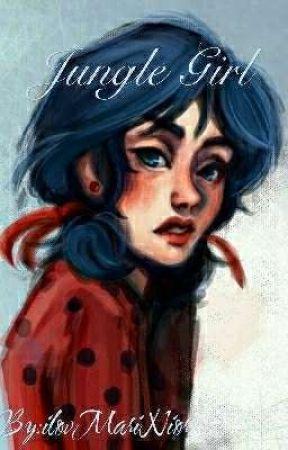 Jungle Girl by ilovMariNior