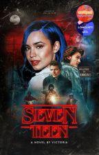 SEVENTEEN | Steve Harrington by stxrmborn