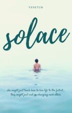 Solace - #Wattys2018 by venetum