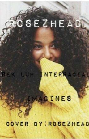 Derek Luh Interracial  by RosezHead