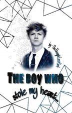 The boy who stole my heart... (Thomas Brodie-Sangster FF)  by -TheThoughtLostGirl-