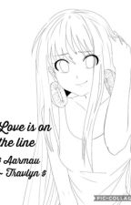 Love is on the line § Aarmau ~ Travlyn § by kermit_suicide