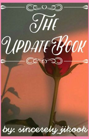 The Update Book by Sincerely_Jikook