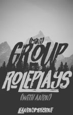 (mini) Group Roleplays (with Anon!) by LeAnonymousOne