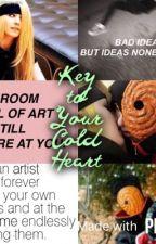 Key To Your Cold Heart \\TobiDei\\ -High School AU- by MelancholyWarrior
