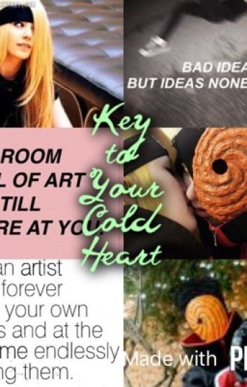 Key To Your Cold Heart \\TobiDei\\ -High School AU-