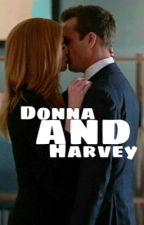 Donna & Harvey  by delenaxdarvey
