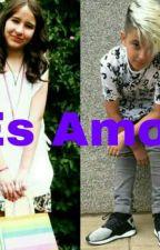 Es Amor (Adexe y Nau) by Naudexer_Forever