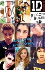 (Editing) i got bullied by 1D& 5sos by SUUUUUPERRRMAAAN