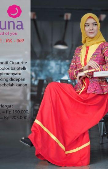 Baju Pesta Muslim Couple Ibu Dan Anak Perempuan 0813 8415 7959