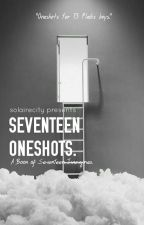 oneshots; seventeen. by solairecity