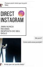 Direct Instagram || 2º Temporada by rebeccaguimas