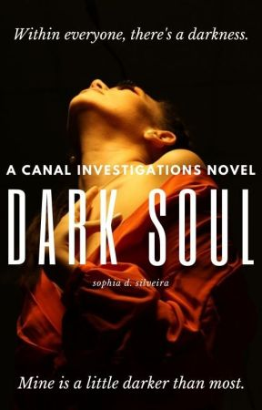 Dark Soul [Camp NaNoWriMo April 2020] by sofeeah_dee