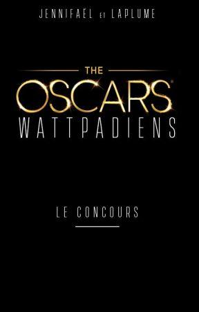Les Oscars Wattpadiens, édition 2017/2018 (FERMÉ) by Jennifael100000